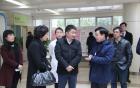 四川省卫生健康委赵汝鹏副主任来院调研指导工作