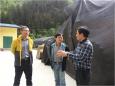 党委书记、院长张刚同志带队赴阿坝州壤塘县调研精准扶贫工作